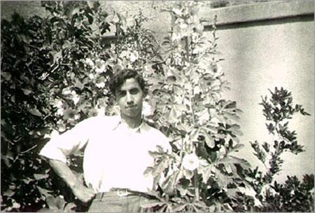 زندگی سهراب سپهری از زبان کارگر سابق مهمانسرای شربتی  عکس