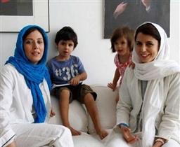 لیلا حاتمی از خاطرات شیردادن به بچه هایش می گوید