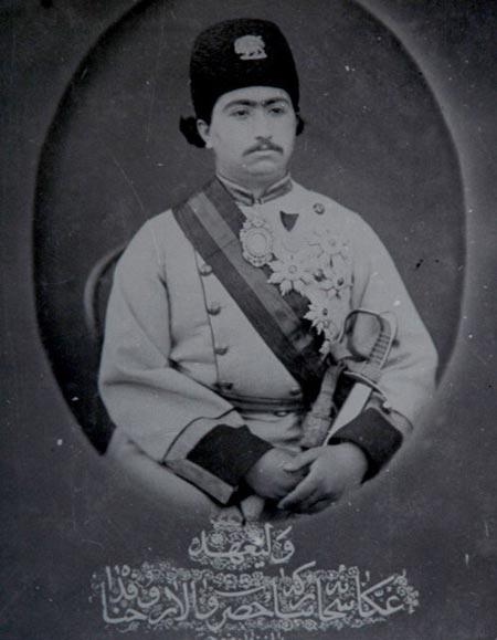 محمدعلی شاه قاجار وعلت خلع شدن او  تصاویر