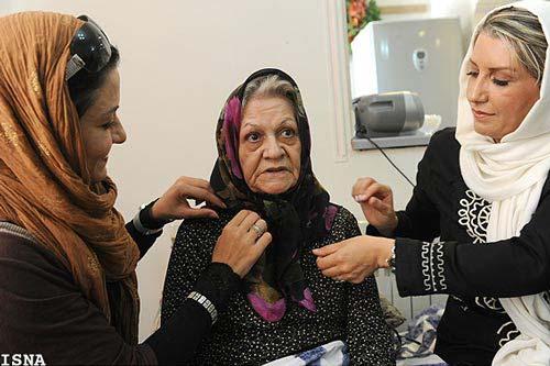 عکس:حال مادر تلویزیون ایران خوب نیست ، کمتر کسی خبر دارد