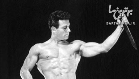 کدام مردان بیشترین تناسب اندام را دارند؟
