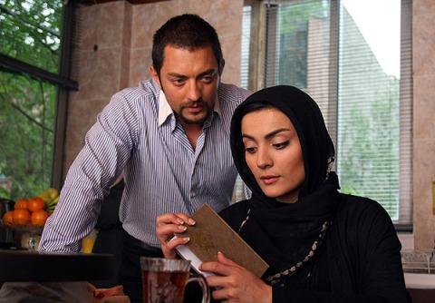 جولان بهرام رادان و آناهیتا نعمتی در فیلم میلانی آنونس