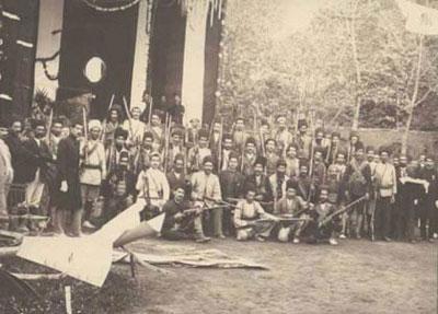 عکس و عکاسی از زمان های قدیم از مشروطه تا دوره های بعد از آن