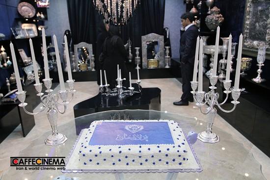 گالری نقره آرش پولادخان ، همسر نیوشا ضیغمی