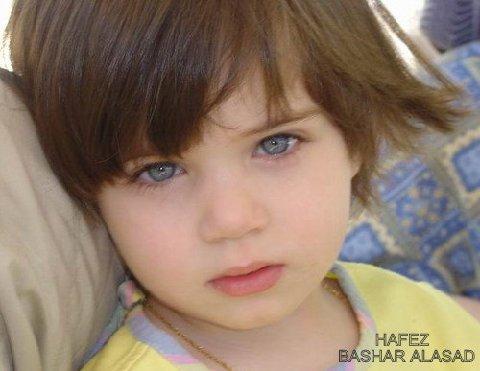 عکس: فرزندان بشار الاسد، رئیس جمهور سوریه