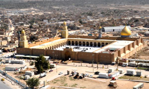 از مسجد کوفه چه می دانیم تصاویر