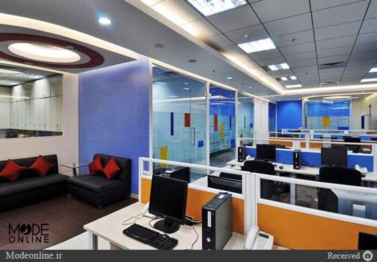 دکوراسیوناداریدفاتر اداری و تجاریآرامش در این محیطهای اداری
