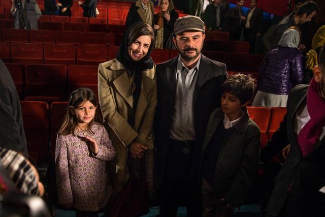 رونمایی پوستر جشنواره فیلم فجر