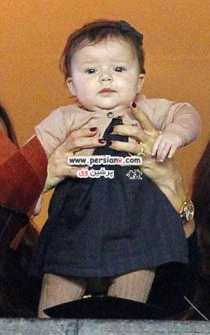 لباس های خوش تیپ ترین کودک دنیا  عکس