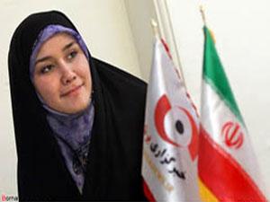 عکس : ماجرای دختر مخترع ایرانی که با رییس جمهور دست نداد