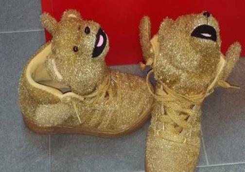 کفشهای عروسکی آلوز