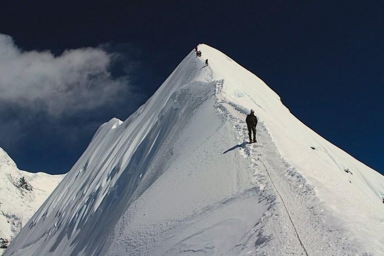 بلندترین قلههای دنیا برای کوهنوردی ماجراجویانه