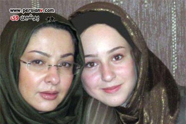 عکس های متفاوت بازیگران مشهور ایرانی به همراه دخترانشان
