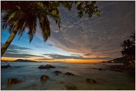 بهترین سواحل آسیا (گزارش تصویری)