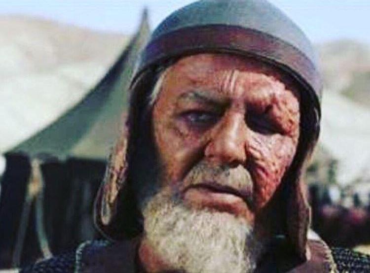 گریم های دیدنی و بیاد ماندنی استاد عبدالله اسکندری در آثار تاریخی