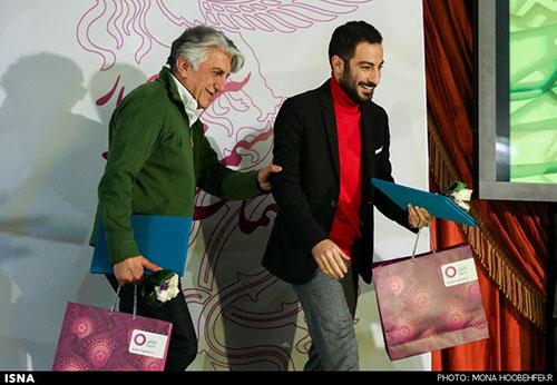 بازیگران مشهور در مراسم تجلیل از نامزدهای جشنواره فیلم فجر / از نیکی کریمی و طناز طباطبایی تا بهنوش بختیاری