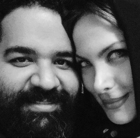 جدیدترین عکس های بازیگران و چهره های مشهور همراه با همسرانشان