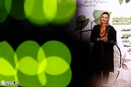 بازیگران مشهور در جشن حافظ (سری اول)
