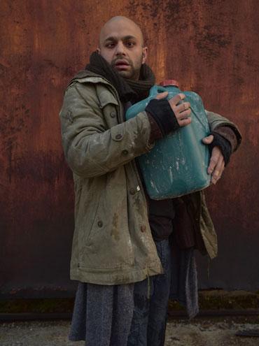 گفتگوی جالب با صابر ابر، بازیگری که با زندگی و هنر عشق می کند