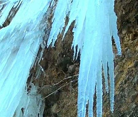 میل یخی مهریان در یاسوج را بیشتر بشناسید