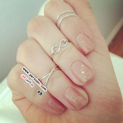 جدیدترین سبک انگشتر و حلقه بانوان در دنیای مد