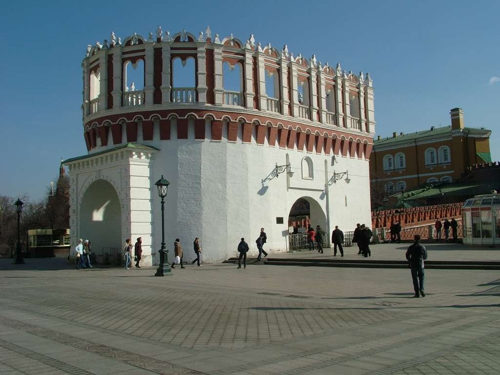 دیدنی های مسکو این شهر تاریخی زیبا