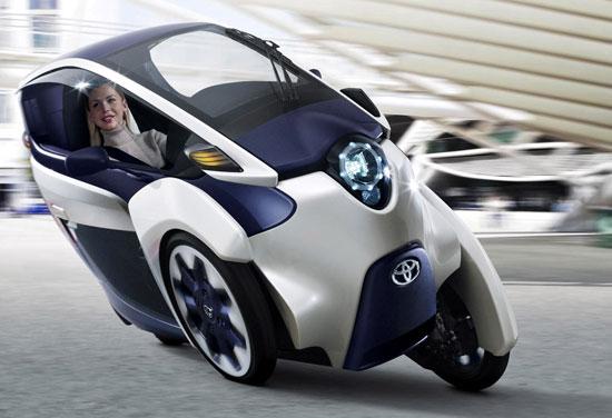 پنج خودرویی که آینده را در دست میگیرند