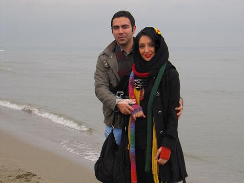 عکس های جدید و متفاوت بازیگران با همسرانشان