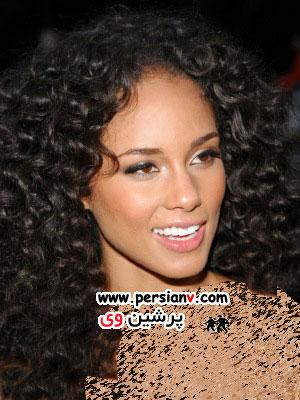 مدل هایی برای خانمهایی که موهای فر دوست دارند ( عکس)
