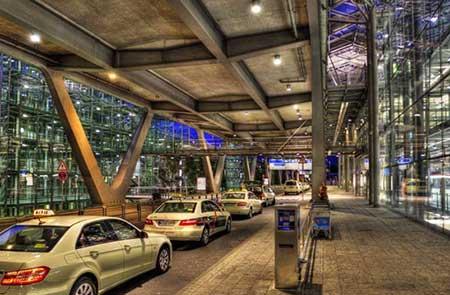 زیباترین و بهترین فرودگاههای اروپا