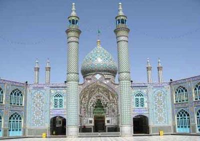 آستان مقدس حضرت محمد هلال بن علی (ع) تصاویر