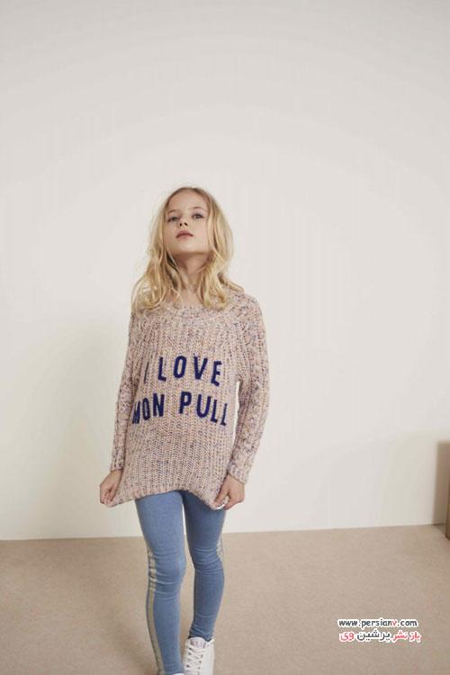 مدل لباس بچه گانه های زمستانی برند فرانسوی IKKS در سال 2016