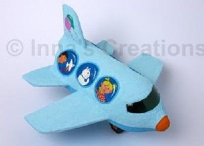 هواپیمای پلاستیکی