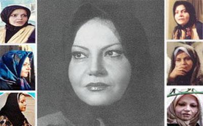 خانم بازیگر ایرانی در گوشه خیابان زندگی میکند