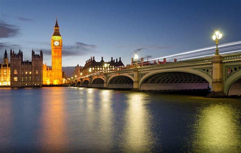 برج ساعت بیگ بن لندن