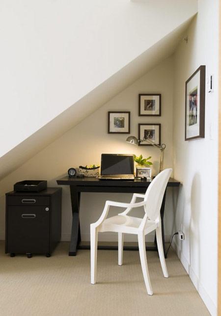 طراحی داخلی و چیدمان اتاق کار