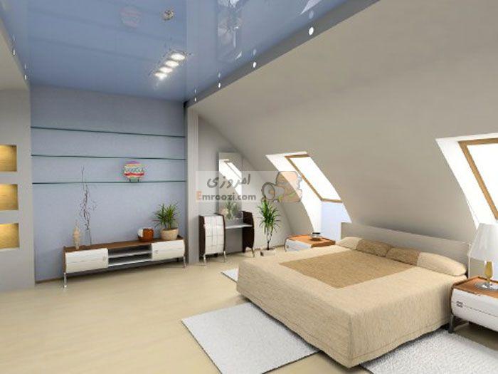 مدل دکوراسیون برای اتاق خواب