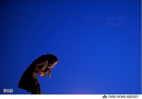 فیلم جدید مهناز افشار از نیمه گذشت / عکس