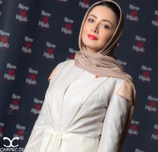 عکس های تبلیغاتی جدید بازیگران زن برای فروشگاه برند نیو حجاب