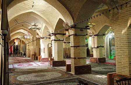 مسجد عمادالدوله ( تصاویر)