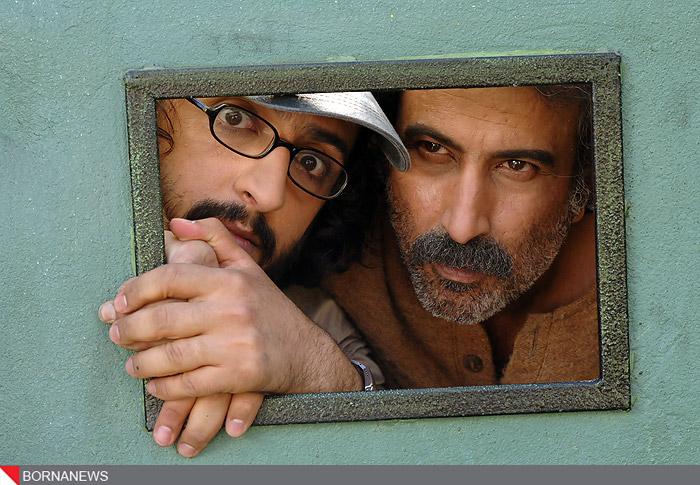 عکس : فیلم جدید حاتمی کیا با بازی کیانیان و مریلا زارعی