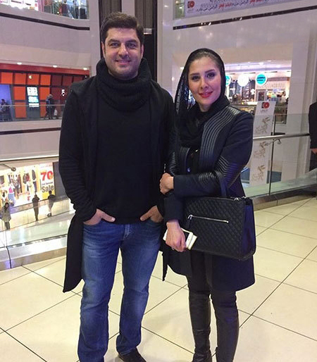عکس جدید بازیگران ترکیه و همسرانشان