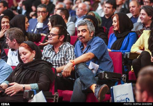 مهناز افشار در جشن حافظ از ازدواجش گفت  تصاویر بازیگران مشهور در جشن
