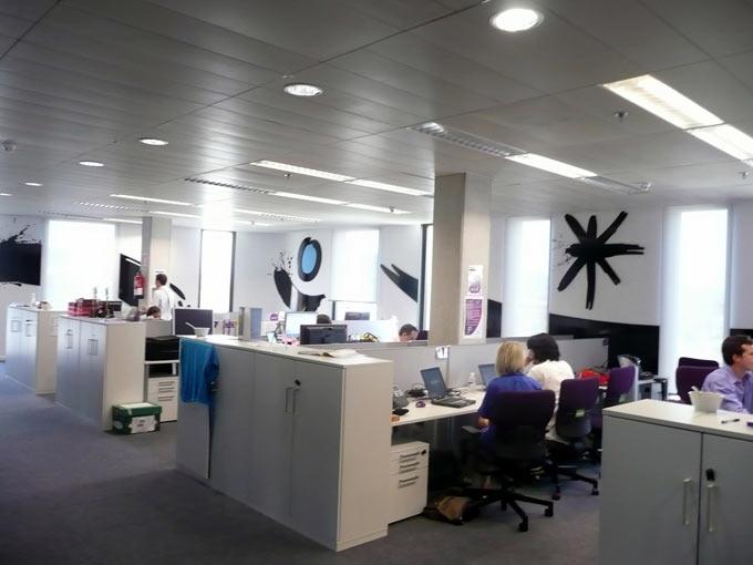 دفاتر متعدد و جالب شرکت یاهو عکس