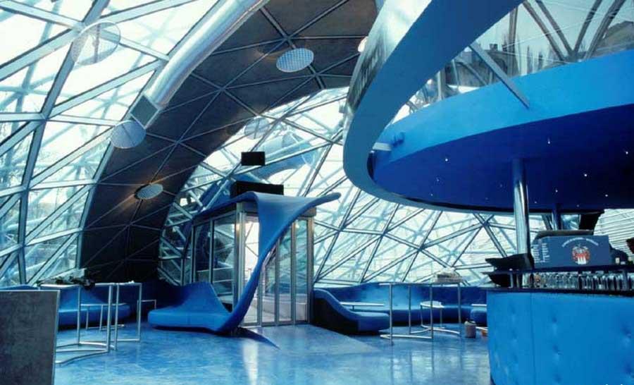 فضایی ترین جزیره و مقصدی علمی تخیلی در مورینسل