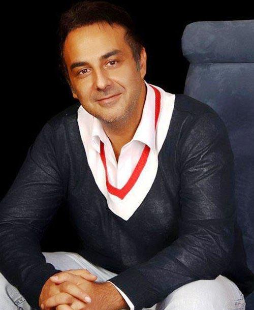 برادر بزرگتر محمد رضا گلزار