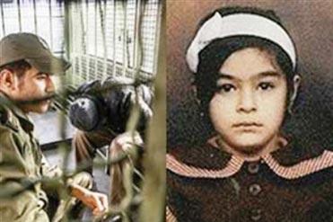 اعدام قاتل دختر 6 ساله در محل جنایت