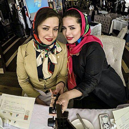 تبریک تولد ملیکا شریفی نیا به خواهرش با نوشتن خاطره ای جالب از او