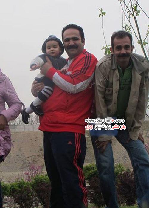 بازیگران مشهور به همراه فرزندانشان