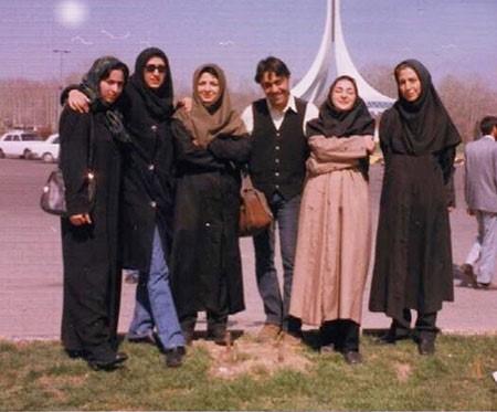 هانیه توسلی و عبدالرضا زهره کرمانی